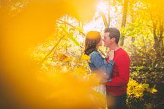 Autumn Engagement Photo Shoot| Photo by: Love Out Loud Studios