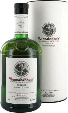 Bunnahabhain Toiteach Whisky #islay