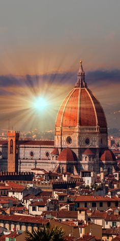 Cathedral of Santa Maria del Fiore in Florence - Tuscany, Italy