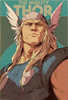 Dave Rapozza - Thor
