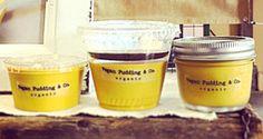 ビーガンプディング&カンパニー - 唯一のビーガンカスタードプディングストア Vegan Pudding & Co.