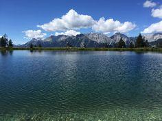 Seefeld in Tirol, Rosshütte, Austria Olympia, Felder, Austria, Mountains, Nature, Travel, Tourism, Naturaleza, Viajes