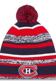 super popular 6f1c5 1deb2 Montreal-Canadiens-New-Era-NHL-Cuffed-Sport-Knit-Hat-0