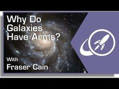 Why Do Galaxies Have Arms?
