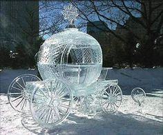 Esculturas gelo