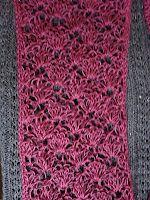 Lacey scarf...free pattern
