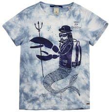 Scotch  Soda - Tee-shirt en jersey coton (137063) - 63613
