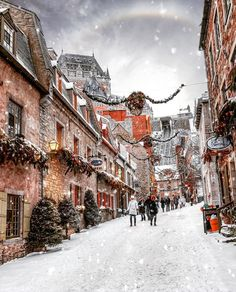 Best Christmas Decorations Trends You Will Love Christmas Time Is Here, Christmas Mood, Vintage Christmas, Xmas, Winter Images, Winter Pictures, Hogwarts Christmas, Winter Scenery, Christmas Aesthetic