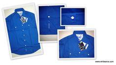 Fashion Blue shirt