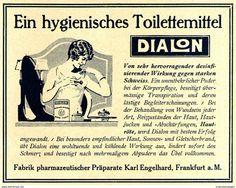 Werbung - Original-Werbung/ Anzeige 1926 - DIALON - ENGELHARD - FRANKFURT a.M. - ca. 140 X 110 mm