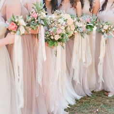 Dreaming about these bouquets today   via @chelsi_jlayne #TheKnot