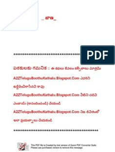 A2Z Telugu Boothu Kathalu (10) Free Novels, Free Pdf Books, Free Ebooks, Books To Read Online, Reading Online, Business Software, Document Sharing, Full Episodes