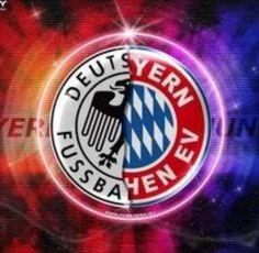 Germany & Bayern Munich Logo