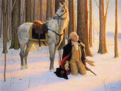 George Washington's prayer