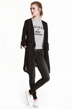 Trench-coat crêpé | H&M
