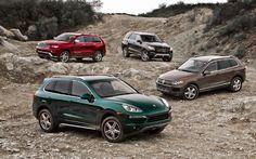 Luxury Diesel SUV Comparison 02