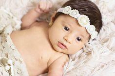 Tiara para bebê