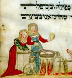The Washington Haggadah: A Fifteenth-Century Manuscript from the Library of Congress