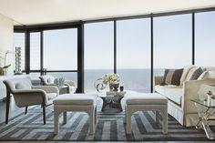 Melbourne Apartment designed by David Hicks