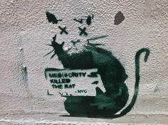 Mediocrity killed the rat...