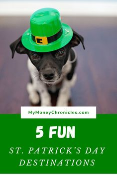 Patrick's Day Destinations - My Money Chronicles Usa Travel Guide, Asia Travel, Travel Usa, Wanderlust Travel, Travel Tips, Travel Articles, Travel Photos, Beautiful Places In Usa, Visit Usa