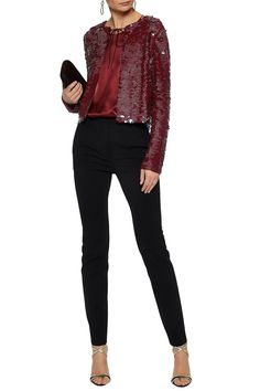 Sequined silk jacket | EMILIO PUCCI | Sale up to 70% off | THE OUTNET