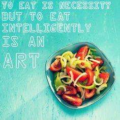 eat intelligently