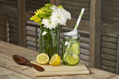 Celebrate Spring with the new Limited Edition Spring Green Heritage Collection jars! Perfect for canning, crafting and decor. #heritagecollection