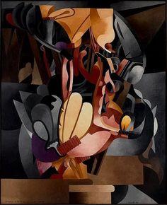 Francis Picabia – Je revois en souvenir ma chère Udnie, 1914