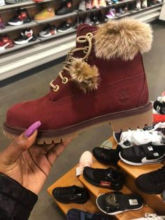 Timberland Boots, an American Icon ~ Fashion & Style High Heel Boots, Heeled Boots, Bootie Boots, Shoe Boots, Sneaker Heels, Shoes Sneakers, Cute Shoes, Me Too Shoes, Timberland Boots Outfit