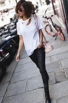 Gorgeous Clothes for casual womans fashion 654 Fashion Over 40, Latest Fashion For Women, Look Fashion, Fashion Outfits, Womens Fashion, Fashion Tips, Fashion Trends, Ladies Fashion, Fashion Websites