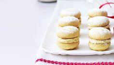 Vanilla Bean Melting Moments - Queen Fine Foods