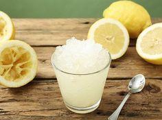 Citrus White Rum Slushy | Genius Ways To Drink White Rum