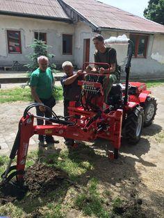 antonio carraro tigre 4400 F _ traktor _ erőgép | Antonio Carraro