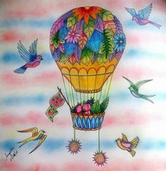 Inspirational Coloring Pages by Angelita Cezar #inspiração #coloringbooks #livrosdecolorir #jardimsecreto #secretgarden #florestaencantada #enchantedforest #reinoanimal #animalkingdom #adultcoloring #johannabasford #milliemarotta #tropicalwonderland #lostocean #coloringforadults