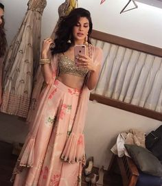 How to cutting this plazzo Lehenga Gown, Lehnga Dress, Dress Skirt, Saree, Indian Dresses, Indian Outfits, Indian Clothes, Diwali Outfits, Baby Shower Dresses