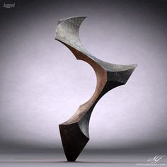 Swan is a Contemporary & Modern Interior Design Sculpture by the Famous Artist, Mike Fields. Public and Corporate Art for the Collector Art Sculpture, Abstract Sculpture, Ribbon Sculpture, Contemporary Sculpture, Modern Contemporary, Modern Interior Design, Modern Decor, Famous Artists, Public Art