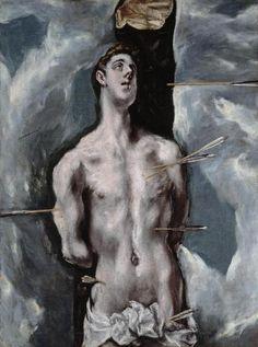Saint Sebastian, El Greco