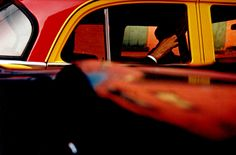 Saul Leiter  Taxi  1957  © Saul Leiter, Collection Howard Greenberg Gallery, New York