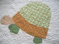 baby quilts turtles | turtle quilt | Patchwork 4