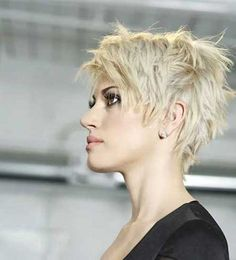 Short Funky Pixie Haircuts                                                                                                                                                                                 More