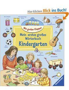 Mein erstes großes Wörterbuch: Kindergarten: Amazon.de: Susanne Gernhäuser, Marion Kreimeyer-Visse: Bücher