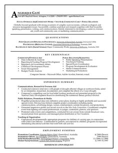 sample functional resumes resumevaultcom - Perfect Resumes