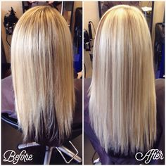 Cinderella Hair Classic Bonded Extensions//  By Me: Rebecca Moore Hair Design // www.styleseat.com/RebeccaMoore