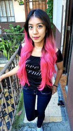 Fantasía! Excelente color Rosa neon!!