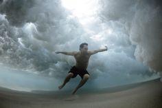 Bajo el agua