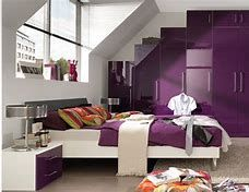 Unusual color with soothing ambience is purple. The purple bedroom ideas definitely can become the signature style of the house. The touch of purple can. Dark Purple Bedrooms, Purple Master Bedroom, Purple Bedroom Design, Pink Bedrooms, Shabby Chic Bedrooms, Modern Bedroom, Nursery Design, Bedroom Images, Bedroom Photos