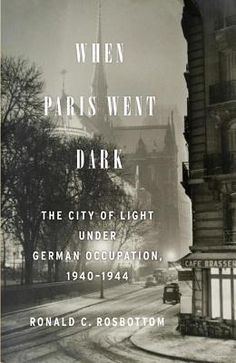 On June 14, 1940, German tanks entered a silent and nearly deserted Paris. Eight days later, France accepted a humiliating defeat and foreign occupation. This book evokes with stunning precision the detail of daily life in a city under occupation, and the brave people who fought against the darkness.