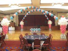 Ice Cream Theme | Birthday Party Decoration Ideas | Happy Party Idea