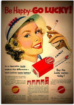 smoke, smoke , smoke, that cigarette